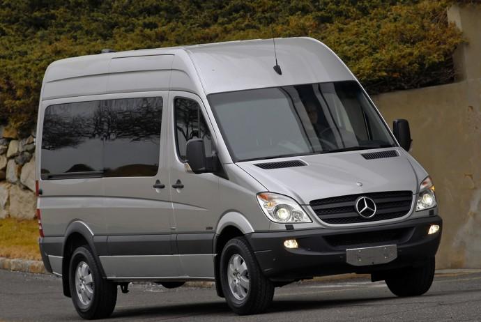 Как проходил чип-тюнинг Mercedes-Benz Sprinter